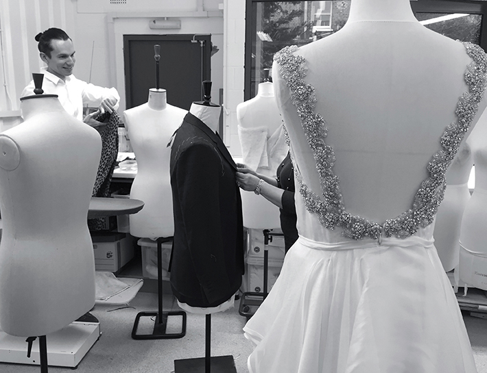 Bride & Alter, Bridal and Wedding Dress Alterations, London