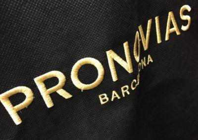 Pronovias bridal wear