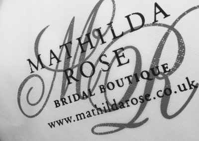 Mathilda Rose bridal wear