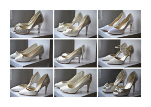 bridal & wedding shoes