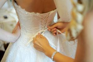 bridal wear vintage restyling