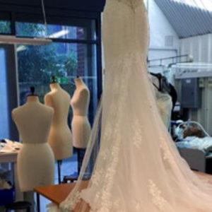 Trade bridal alterations