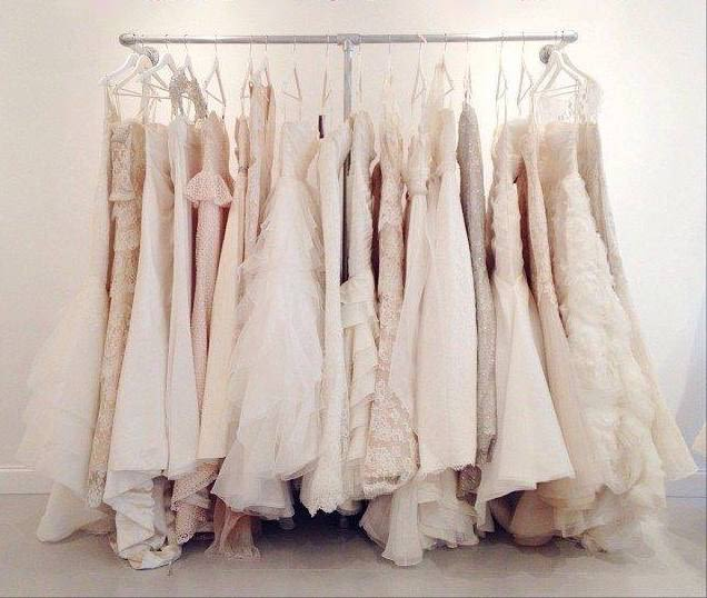 Bridal Sample Dresses