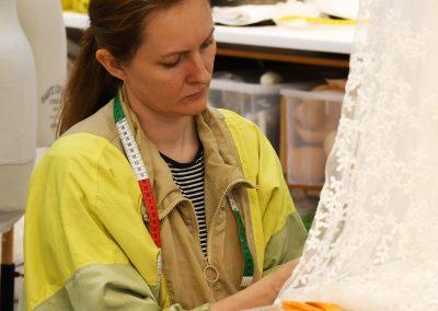 wedding dress alterations, seamstress, dressmaker, dress designer