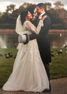 Testimonials, wedding dress alterations