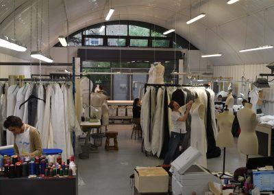 workroom, wedding dress alterations, bridal alterations, seamstresses, dress makers